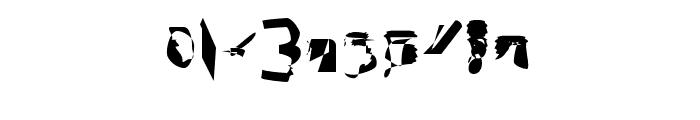 bitstorm supercondensed Font OTHER CHARS