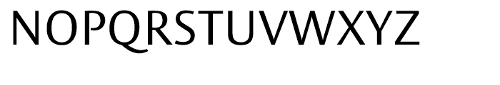 Big Vesta Light Font UPPERCASE