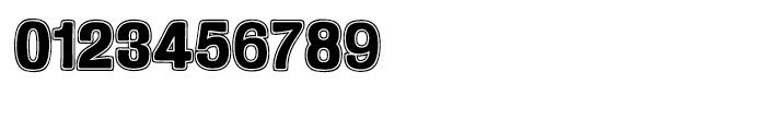 Billboard Semibold Font OTHER CHARS