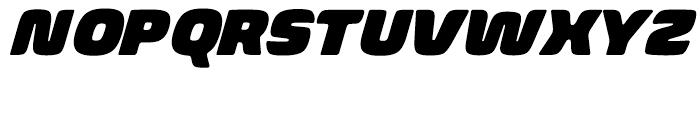 Biome Basic Ultra Italic Font UPPERCASE