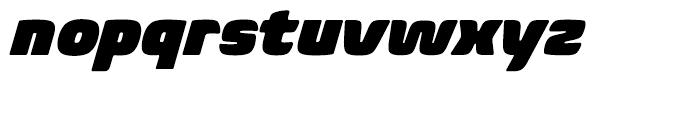 Biome Basic Ultra Italic Font LOWERCASE
