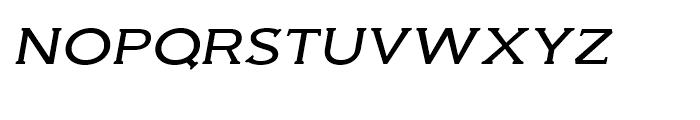 Biondi Light Italic Font LOWERCASE