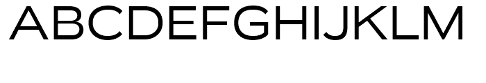 Biondi Sans Book Font UPPERCASE