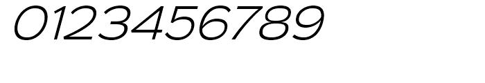 Biondi Sans Light Italic Font OTHER CHARS