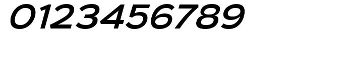 Biondi Sans Regular Italic Font OTHER CHARS