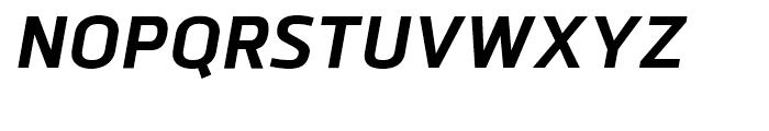 Bitner Bold Italic Font UPPERCASE