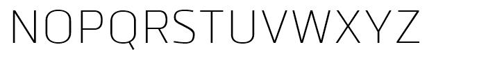 Bitner Light Font UPPERCASE