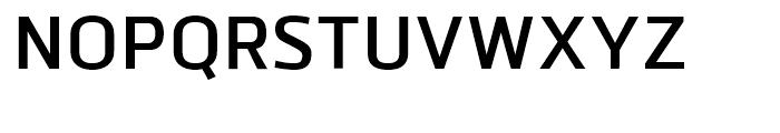 Bitner SemiBold Font UPPERCASE