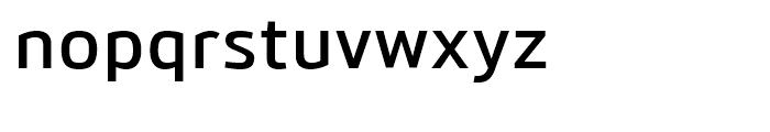Bitner SemiBold Font LOWERCASE