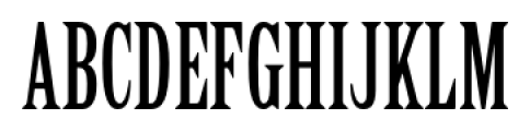 Birch® Std Regular  What Font is