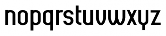 Biscuit Pro Extended Font LOWERCASE