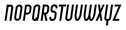 Biscuit Pro Italic Font UPPERCASE