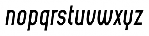 Biscuit Pro Italic Font LOWERCASE