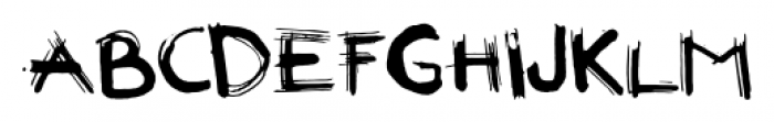 Biscuits and Gravy Regular Font LOWERCASE