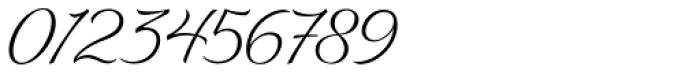 Bianca Basic Font OTHER CHARS