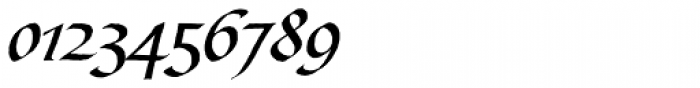 Bible Script Std Font OTHER CHARS