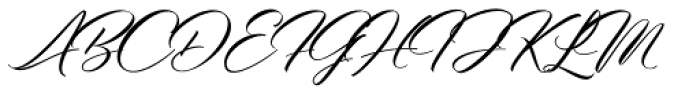 Bidaq Font UPPERCASE
