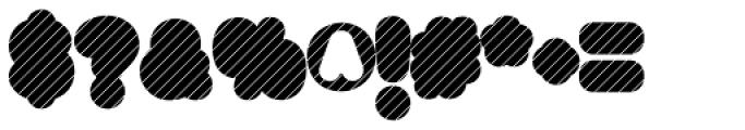 Big Black Grey Xtra Font OTHER CHARS