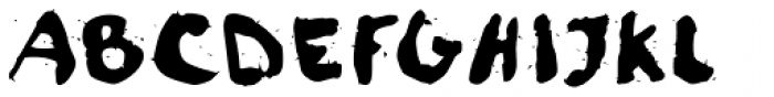 Big Clyde GD Font UPPERCASE