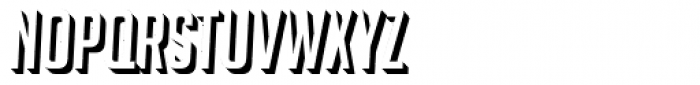 Big Noodle Block Titling Font UPPERCASE