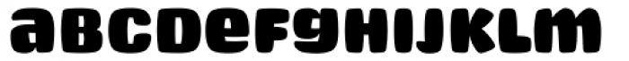 Big Stuff SC Font LOWERCASE