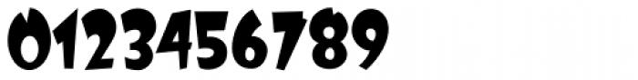 Big Top Acrobat Font OTHER CHARS
