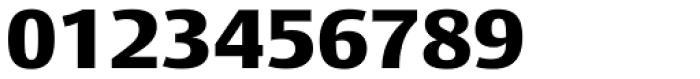 Big Vesta Pro Black Font OTHER CHARS