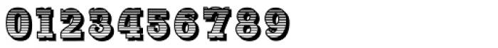 Big Yukon deko Font OTHER CHARS