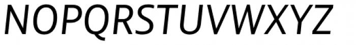 BigCity Grotesque Pro Italic Font UPPERCASE
