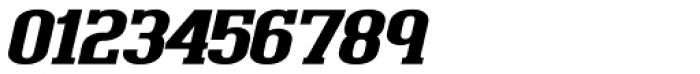 Bigboy Black Italic Font OTHER CHARS