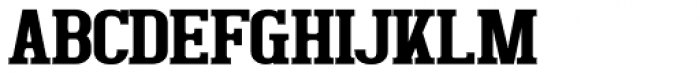 Bigboy Bold Font UPPERCASE