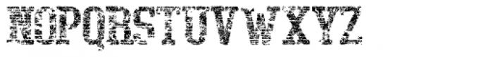Bigboy Eighty Font UPPERCASE