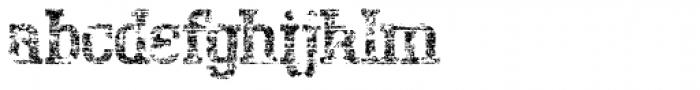 Bigboy Eighty Font LOWERCASE