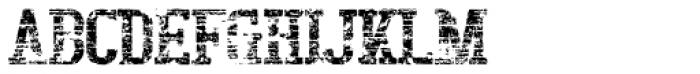 Bigboy Seventy Font UPPERCASE