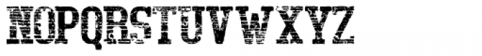 Bigboy Sixty Font UPPERCASE