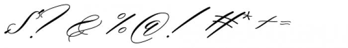 Bignay Regular Font OTHER CHARS