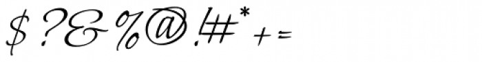 Bilbo ROB Font OTHER CHARS