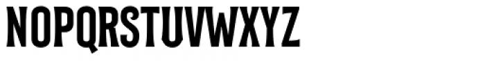 Bilcase Regular Font UPPERCASE