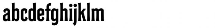 Bilcase Regular Font LOWERCASE
