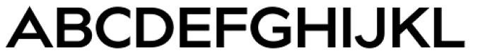 Bill Corporate Medium Bold Font UPPERCASE