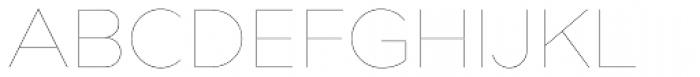 Bill Corporate Medium Eight Font UPPERCASE
