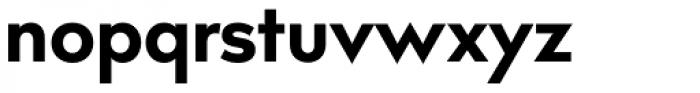 Bill Corporate Medium Extrabold Font LOWERCASE