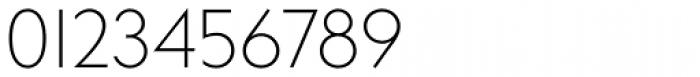 Bill Corporate Medium Extralight Font OTHER CHARS