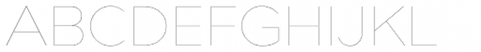 Bill Corporate Medium Six Font UPPERCASE