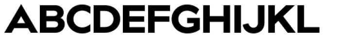 Bill Corporate Medium Super Font UPPERCASE
