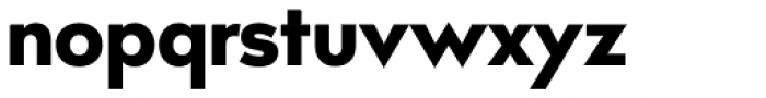 Bill Corporate Medium Super Font LOWERCASE
