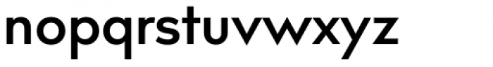 Bill Corporate Narrow Semibold Font LOWERCASE