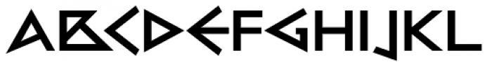 Bill Display Medium Bold Font UPPERCASE