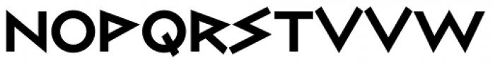 Bill Display Medium Extrabold Font UPPERCASE