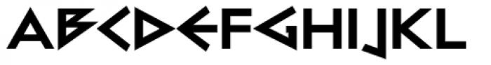 Bill Display Medium Extrabold Font LOWERCASE